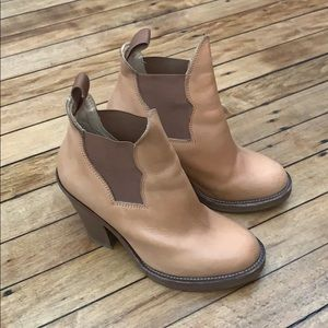 ACNE boots size 35
